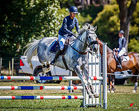 Class 29: Canter 4 Cancer Horse 1.00m. 2021 NZL-Auckland Veterinary Centre Brookby SJ Grand Prix Show. Papatoetoe, Auckland. Sunday 14 February. Copyright Photo: Libby Law Photography