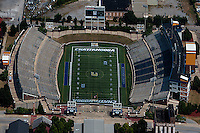 aerial photograph Finley Stadium, Davenport Field, Chattanooga, Tennessee