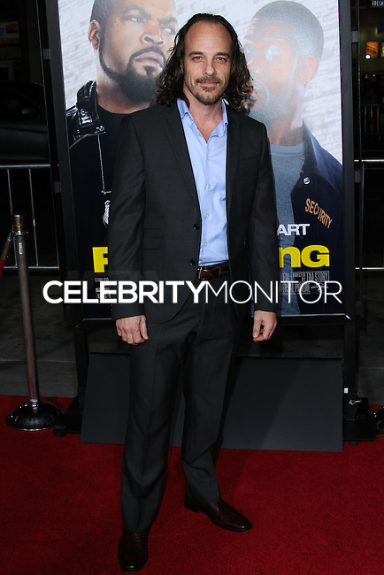 """HOLLYWOOD, CA - JANUARY 13: Phillip DeVona at the Los Angeles Premiere Of Universal Pictures' """"Ride Along"""" held at the TCL Chinese Theatre on January 13, 2014 in Hollywood, California. (Photo by David Acosta/Celebrity Monitor)"""
