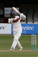 Varun Chopra hits 4 runs for Essex during Essex CCC vs Lancashire CCC, Friendly Match Cricket at The Cloudfm County Ground on 25th March 2021