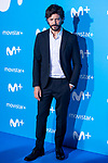 Alvaro Morte attends to blue carpet of presentation of new schedule of Movistar+ at Queen Sofia Museum in Madrid, Spain. September 12, 2018. (ALTERPHOTOS/Borja B.Hojas)