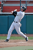Cincinnati Bearcats outfielder Justin Glass (16)  during a game vs. St. John's Red Storm at Jack Kaiser Stadium in Queens, NY;  March 25, 2011.  St. John's defeated Cincinnati 3-2.  Photo By Tomasso DeRosa/Four Seam Images