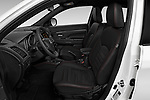 Front seat view of a 2020 Mitsubishi Outlander Sport GT 5 Door SUV front seat car photos