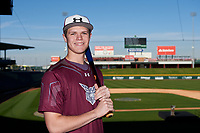 RJ Carver Jr during the Under Armour All-America Tournament powered by Baseball Factory on January 17, 2020 at Sloan Park in Mesa, Arizona.  (Zachary Lucy/Four Seam Images)