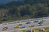 Monster Energy NASCAR Cup Series<br /> Alabama 500<br /> Talladega Superspeedway<br /> Talladega, AL USA<br /> Sunday 15 October 2017<br /> Matt Kenseth, Joe Gibbs Racing, DEWALT Flexvolt Toyota Camry and Denny Hamlin, Joe Gibbs Racing, FedEx Ground Toyota Camry<br /> World Copyright: Nigel Kinrade<br /> LAT Images