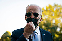 Biden Departure for Camp David