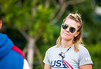From 27 January to 3 February 2019, Miami will host sailors for the second round of the 2019 Hempel World Cup Series in Coconut Grove. More than 650 sailors from 60 nations will race across the 10 Olympic Events. ©JESUS RENEDO/SAILING ENERGY/WORLD SAILING<br /> 27 January, 2019.