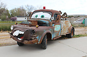 US Route 66 Tow Mater