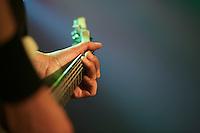Slime im SO36 in Berlin-Kreuzberg.<br /> 5.12.2012, Berlin<br /> Copyright: Christian-Ditsch.de<br /> [Inhaltsveraendernde Manipulation des Fotos nur nach ausdruecklicher Genehmigung des Fotografen. Vereinbarungen ueber Abtretung von Persoenlichkeitsrechten/Model Release der abgebildeten Person/Personen liegen nicht vor. NO MODEL RELEASE! Nur fuer Redaktionelle Zwecke. Don't publish without copyright Christian-Ditsch.de, Veroeffentlichung nur mit Fotografennennung, sowie gegen Honorar, MwSt. und Beleg. Konto: I N G - D i B a, IBAN DE58500105175400192269, BIC INGDDEFFXXX, Kontakt: post@christian-ditsch.de<br /> Bei der Bearbeitung der Dateiinformationen darf die Urheberkennzeichnung in den EXIF- und  IPTC-Daten nicht entfernt werden, diese sind in digitalen Medien nach §95c UrhG rechtlich geschuetzt. Der Urhebervermerk wird gemaess §13 UrhG verlangt.]