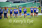 St. Brendans players after the County Senior hurling Semi-Final between St. Brendans and Causeway at Austin Stack park on Sunday.