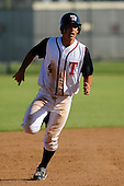 05/07/10, Fullerton Ca.: Troy defeats Buena Park behind Cody Smith's no hitter, the 7th in Troy history.