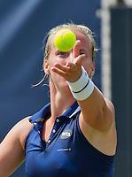 Den Bosch, Netherlands, 07 June, 2016, Tennis, Ricoh Open, Richel Hogenkamp (NED)<br /> Photo: Henk Koster/tennisimages.com