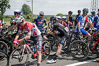 Chris Hamilton (AUS/DSM)<br /> <br /> 104th Giro d'Italia 2021 (2.UWT)<br /> Stage 15 from Grado to Gorizia (147km)<br /> <br /> ©kramon