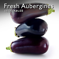 Aubergines | Fresh Aubergine Food Pictures, Photos & Images