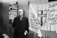- manifestazione della DC, Milano, 1976....- meeting of DC (Christian Democratic Party) Milan, 1976