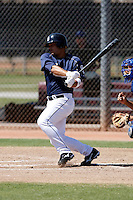 Angel Mercado  - San Diego Padres - 2009 spring training.Photo by:  Bill Mitchell/Four Seam Images