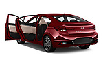 Car images of 2020 Hyundai Elantra Limited 4 Door Sedan Doors