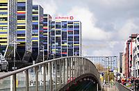 Nederland Leiden 2021.  Kantoor van Zilveren Kruis Achmea in Leiden.   Foto ANP / Berlinda van Dam