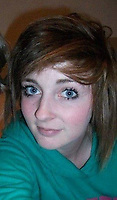 Pictured: Family handout picture of Rebecca Aylward taken last summer. Monday 25 October 2010<br /> Re: 15 year old Rebecca Aylward has been found murdered in woodlands near Aberkenfig south Wales. Two fifteen year old men have been arrested. Aylward was originally from nearby Maesteg.