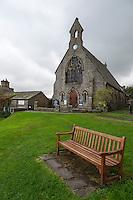 UK, England, Yorkshire, Reeth.  Evangelical Congregational Church.