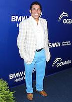 LAGUNA BEACH, CA, USA - AUGUST 16: Oscar Nunez arrives at the 7th Annual Oceana's Annual SeaChange Summer Party on August 16, 2014 in Laguna Beach, California, United States. (Photo by Xavier Collin/Celebrity Monitor)