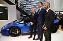 Lamborghini's new converible model Huracan Performante Spyder