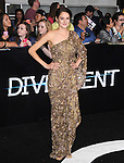Shailene Woodley  attends The L.A. Premiere of DIVERGENT held at The Regency Bruin Theatre in West Hollywood, California on March 18,2014                                                                               © 2014 Hollywood Press Agency