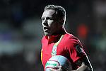 FIFA 2014 World Cup Qualifier - Wales v Croatia - Swansea - 26th March 2013 : Craig Bellamy of Wales.