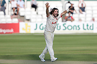 Shane Snater of Essex appeals for a wicket during Essex CCC vs Gloucestershire CCC, LV Insurance County Championship Division 2 Cricket at The Cloudfm County Ground on 6th September 2021