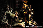 RAYMONDA..Choregraphie : PETIPA Marius,NOUREEV Rudolf.Compagnie : Ballet de l Opera National de Paris.Orchestre : Colone.Decor : GEORGIADIS Nicholas.Lumiere : PEYRAT Serge.Costumes : GEORGIADIS Nicholas.Avec :.GILLOT Marie Agnes:Raymonda.COZETTE Emilie:Clemence.Lieu : Opera Garnier.Ville : Paris.Le : 30 11 2008.© Laurent PAILLIER / photosdedanse.com