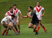 160730 Wellington Rugby League Premiership - St George Dragons v Petone Panthers