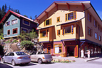 Bowen Island, BC, British Columbia, Canada - Shops at Artisan Square