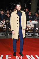 """Ryan Barrett<br /> at the """"Live by Night"""" premiere at BFI South Bank, London.<br /> <br /> <br /> ©Ash Knotek  D3217  11/01/2017"""