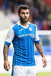 St Johnstone FC…Season 2017-18<br />Richie Foster<br />Picture by Graeme Hart.<br />Copyright Perthshire Picture Agency<br />Tel: 01738 623350  Mobile: 07990 594431