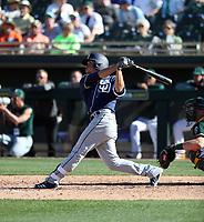 Luis Urias - San Diego Padres 2018 spring training (Bill Mitchell)