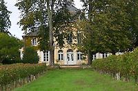 Chateau de Haux, Bordeaux, France