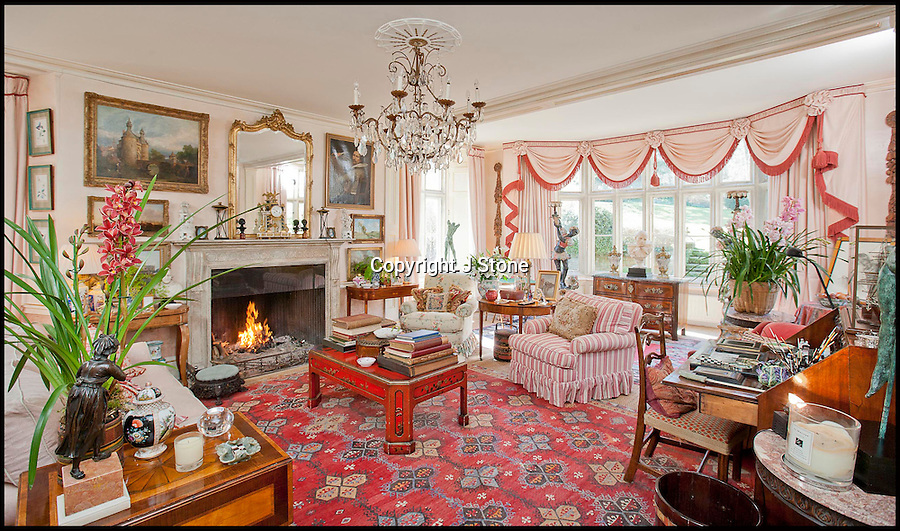 BNPS.co.uk (01202 558833)<br /> Pix: Jonathan Stone/BNPS<br /> <br /> Drawing room.<br /> <br /> Property hunters yearning to get 'Far from the madding crowd' are heading for deepest Dorset after the magnificent Manor house that starred in the 1967 film of the famous Thomas Hardy novel has come on the market.<br /> <br /> The all star cast featuring Julie Christie, Alan Bates and Terence Stamp revolved around Bathesheba Everdene's inheritance of the stately pile, but modern Hardy fans will have to stump up £4million to acquire the 8 acre estate. <br /> <br /> The impressive Bloxworth House was used as one of the main locations in the 1967 movie based on Thomas Hardy's novel of the same name.<br /> <br /> The Grade-1 listed property, being sold by garden designer Martin Lane Fox, sits in beautiful gardens near Bere Regis in Dorset and has eight bedrooms, five bathrooms, four reception rooms, and a breakfast room.<br /> <br /> It also has vaulted wine cellars, 17th century stables, a brewery, pump house, a three bedroom cottage, a two-storey dovecote, tennis court, and a plunge pool.<br /> <br /> It was built in 1608 and was restored twice before it became the fictional home of heroine Bathsheba Everdene (Julie Christie) in the Oscar nominated flick.