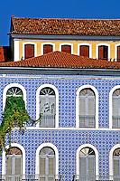 Centro Histórico de São Luís, Maranhão. 1999. Foto de Juca Martins.