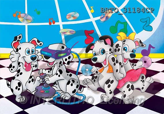 Alfredo, CUTE ANIMALS, puzzle, paintings(BRTO31184CP,#AC#) illustrations, pinturas, rompe cabeza