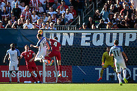 San Diego, CA - Sunday January 29, 2017: Sacha Kljestan,  during an international friendly between the men's national teams of the United States (USA) and Serbia (SRB) at Qualcomm Stadium.