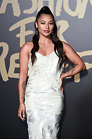Vanessa White<br /> arriving for the Fashion for Relief show 2019 at the British Museum, London<br /> <br /> ©Ash Knotek  D3519  14/09/2019