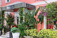 A Mano luxury gift shop, Naples, Florida, USA.