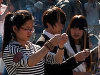 Lamatempel, Yonghe Gong, Peking, China, Asien<br /> Lama temple Yonghe Gong, Beijing, China, Asia