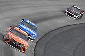 #19: Daniel Suarez, Joe Gibbs Racing, Toyota Camry ARRIS, #17: Ricky Stenhouse Jr., Roush Fenway Racing, Ford Fusion Fastenal