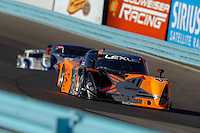 #60 Michael Shank Racing Ford/Riley of Oswaldo Negri & Mark Patterson