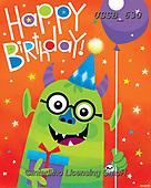 Sarah, CHILDREN BOOKS, BIRTHDAY, GEBURTSTAG, CUMPLEAÑOS, paintings+++++,USSB630,#bi#, EVERYDAY ,monster,monsters