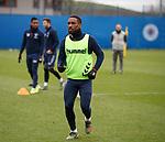 16.01.2020 Rangers training: Jermain Defoe
