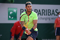5th June 2021; Roland Garros, Paris France; French Open tennis championships day 7;  Nadal - Esp