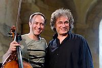 Henri Demarquette et Thierry Escaich
