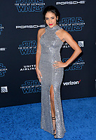 "LOS ANGELES, USA. December 17, 2019: Philicia Saunders at the world premiere of ""Star Wars: The Rise of Skywalker"" at the El Capitan Theatre.<br /> Picture: Paul Smith/Featureflash"